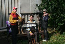 В гостях у собачьего питомника - фото 2