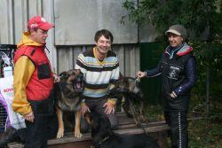В гостях у собачьего питомника - фото 3