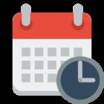 Время и календарь обучения